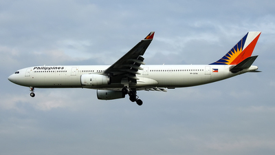 A picture of RPC8781 - Airbus A330343 - Philippine Airlines - © Sieu Viet - SFAP