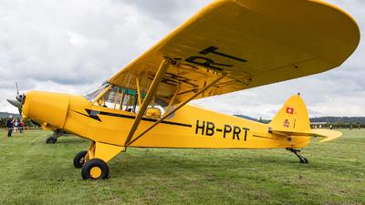 A picture of HBPRT - Piper PA18150 Super Cub - [183084] - © Alex