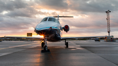 D-ITOC - Hawker Beechcraft 390 Premier IA - Private