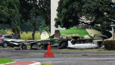 FAE622 - Lockheed T-33A Shooting Star - Ecuador - Air Force
