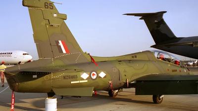 NZ6465 - Aermacchi MB-339CB - New Zealand - Royal New Zealand Air Force (RNZAF)