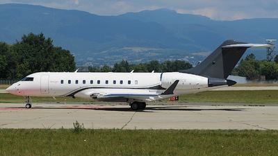 N283CK - Bombardier BD-700-1A11 Global 5000 - Private