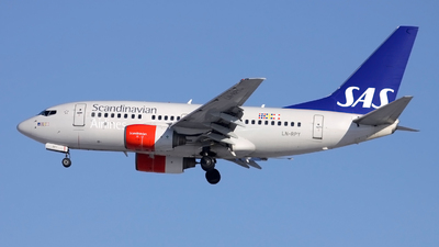 A picture of LNRPY - Boeing 737683 - [28292] - © if