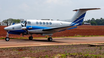 PS-AMF - Beechcraft B200GT King Air 250 - Private