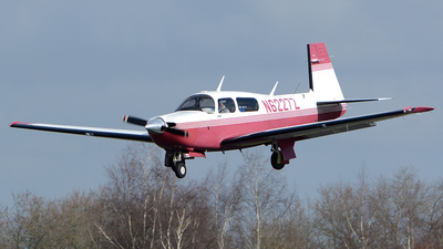 A picture of N6227Z - Mooney M20J - [243187] - © diopere geert