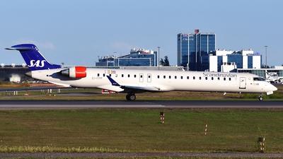 EI-FPP - Bombardier CRJ-900LR - Scandinavian Airlines (Cityjet)