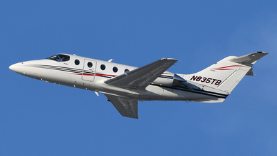 N835TB - Beechcraft 400A Beechjet - Private