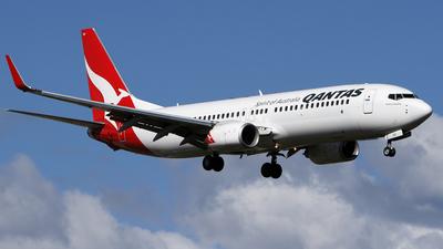 ZK-ZQC - Boeing 737-838 - Qantas (Jetconnect)