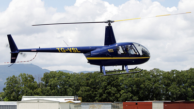 TG-VSL - Robinson R44 Clipper II - Private