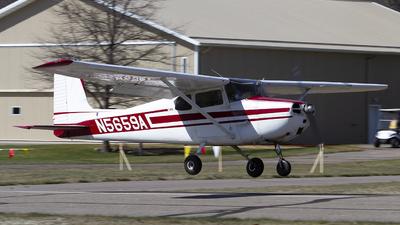 N5659A - Cessna 172 Skyhawk - Private