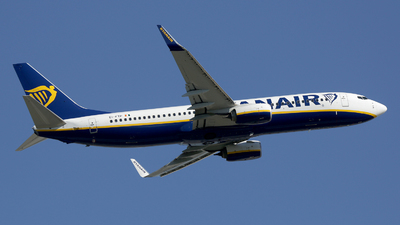 EI-FTP - Boeing 737-8AS - Ryanair