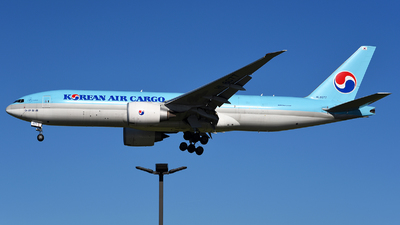 HL8077 - Boeing 777-FB5 - Korean Air Cargo