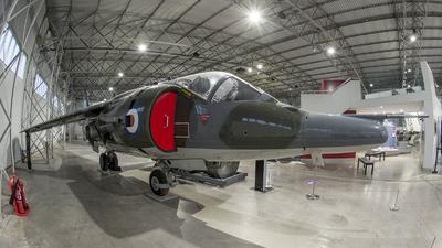 XV277 - Hawker Siddeley Harrier GR.1 - United Kingdom - Royal Air Force (RAF)