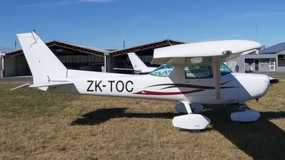 ZK-TOC - Cessna 152 - Air Hawkes Bay