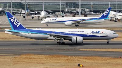 JA8967 - Boeing 777-281 - All Nippon Airways (ANA)