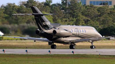 N218RX - Raytheon Hawker 800XP - Private