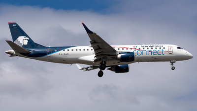 XA-GAH - Embraer 190-100IGW - Aeroméxico Connect