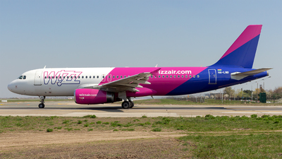 HA-LWB - Airbus A320-232 - Wizz Air