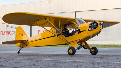 N92107 - Piper J-3C-65 Cub - Private