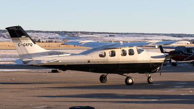 C-GKPQ - Cessna P210N Pressurized Centurion II - Private