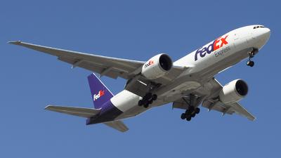 N846FD - Boeing 777-FS2 - FedEx