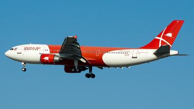 A picture of EPFQM - Airbus A300B4605R - Qeshm Airlines - © Alp AKBOSTANCI