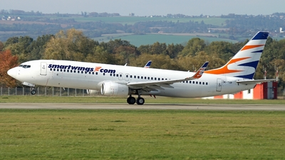 A picture of OKTVP - Boeing 7378K5 - Smartwings - © Hanys