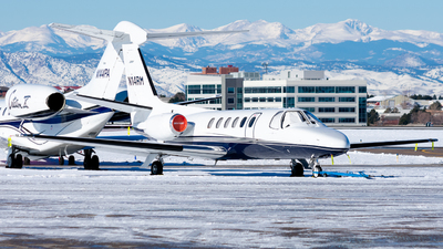 N14RM - Cessna 551 Citation II(SP) - Private