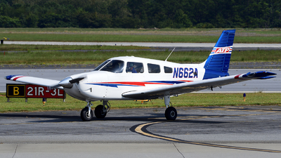 N662A - Piper PA-28-181 Archer II - Airline Transport Professionals