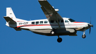 A picture of VHCZF - Cessna 208B Caravan - [208B5056] - © Michael Walter