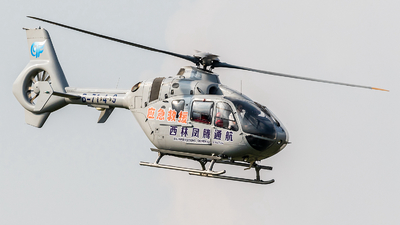 B-7149 - Eurocopter EC 135T2 - Sichuan Xiling Fengteng General Aviation