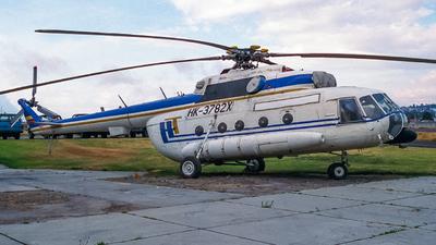 HK-3782X - Mil Mi-8MTV-1 Hip - Helitaxi Colombia