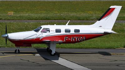F-HYGA - Piper PA-46-350P Malibu Mirage - Private