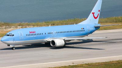 OO-TUI - Boeing 737-4K5 - Jetairfly