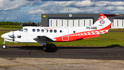 VH-AMD - Beechcraft B300C King Air 350C - Ambulance Service of NSW