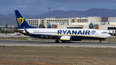 A picture of EIEME - Boeing 7378AS - Ryanair - © Martin Bernict
