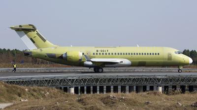 B-001T - COMAC ARJ21-700 - COMAC