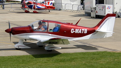 A picture of GMATB - Robin DR400/160 - [735] - © Terry Figg