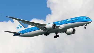 A picture of PHBHL - Boeing 7879 Dreamliner - KLM - © You