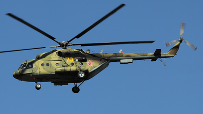 73 - Mil Mi-8MTV-5 Hip - Russia - Air Force