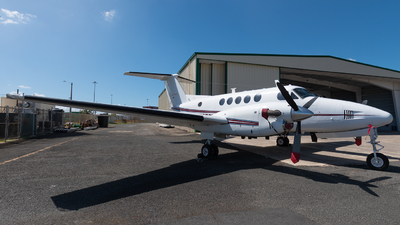 N879TY - Beechcraft 200 Super King Air - Private