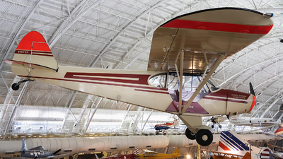 N1872P - Piper PA-18 Super Cub - United States - Atomic Energy Commission