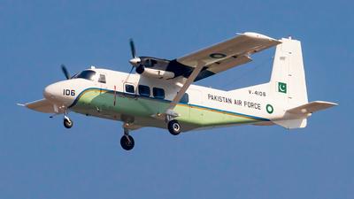 V-4106 - Harbin Y-12 II - Pakistan - Air Force