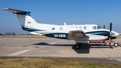 VH-ZMW - Beechcraft B200 Super King Air - Australasian Jet