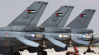 247 - Lockheed Martin F-16AM Fighting Falcon - Jordan - Air Force