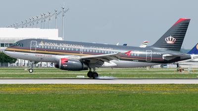 JY-AYL - Airbus A319-132 - Royal Jordanian