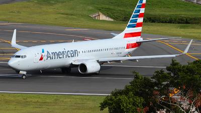N920AN - Boeing 737-823 - American Airlines