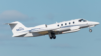 N82GG - Bombardier Learjet 36A - Private
