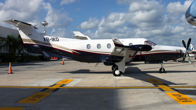 A picture of XBIKO - Pilatus PC12/45 - [493] - © Kukulkan Avia
