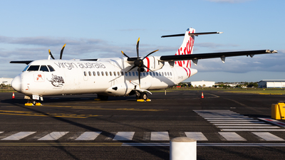VH-FVR - ATR 72-212A(600) - Virgin Australia Airlines